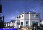 China O estilo europeu pré-fabricou a casa de campo/casa de aço clara de alta qualidade da fama fábrica