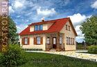 China Casas pré-fabricadas do bungalow do painel das economias WPC da energia para viver empresa