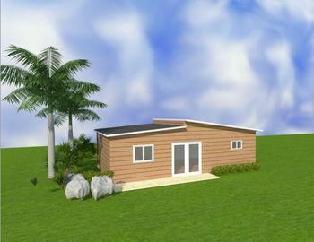 China Casas modulares baratas dos planos portáteis australianos da avó/casas pequenas da casa pré-fabricada distribuidor