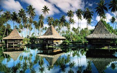 Bungalow pré-fabricado de Bali da casa pré-fabricada, bungalows de Overwater para o recurso Maldivas
