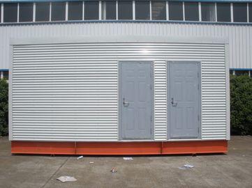 China casas modulares da casa pré-fabricada da armação de aço da Multi-função para o toalete/escritório móveis distribuidor