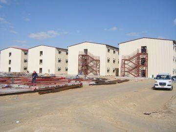 China Prédio de apartamentos pré-fabricado, construção de aço, prédios de escritórios distribuidor
