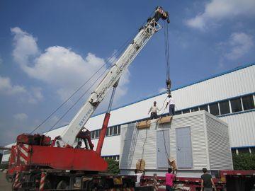 China A mineração australiana preferiu casas modulares modernas/casas modulares grandes do registro distribuidor