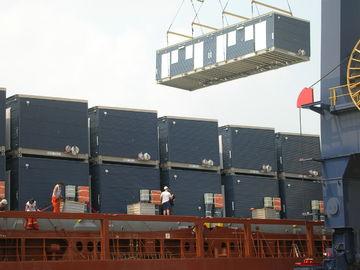 China Jogos modernos preferidos econômicos das casas modulares com superfície terminada distribuidor