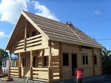 China Bungalow tropical de Overwater da ventilação da umidade/casas de madeira distribuidor